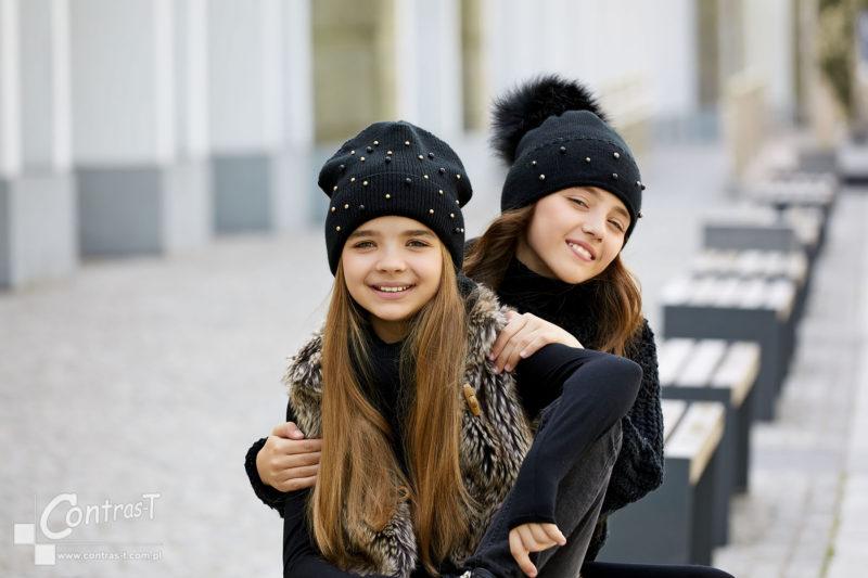 czapki dziecięce